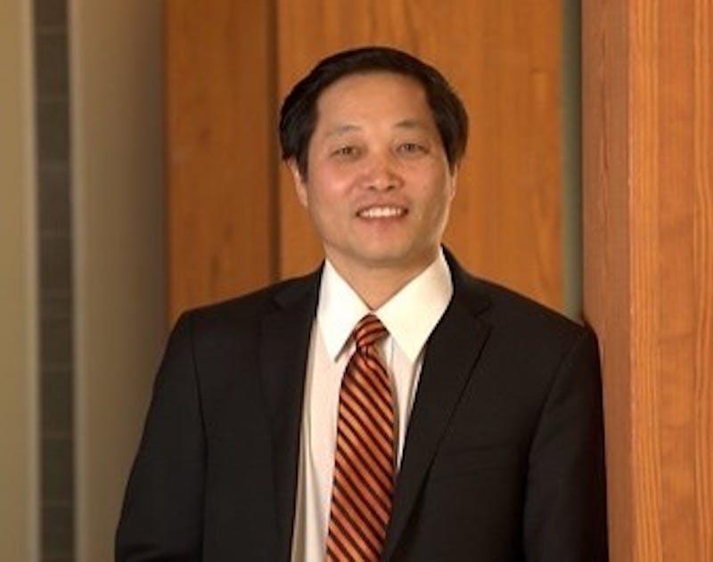Auburn University Professor Hanqin Tian
