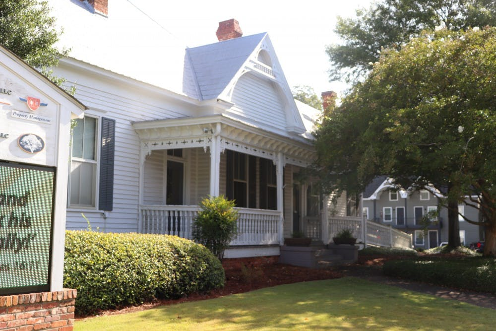 City denies funding relocation of historic Cullars home