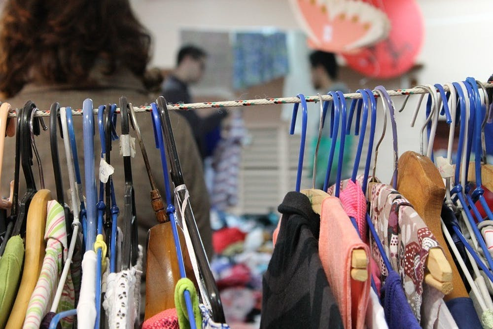 Slow fashion is a growing trend in the clothing industry
