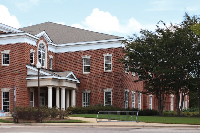 The Auburn University Med Clinic on Saturday, Sept. 13, 2020 in Auburn, Ala.