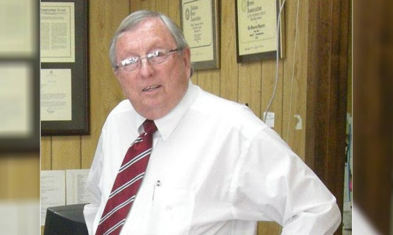 Goodloe Sutton is the editor-publisher of The Democrat-Reporter in Linden, Alabama.