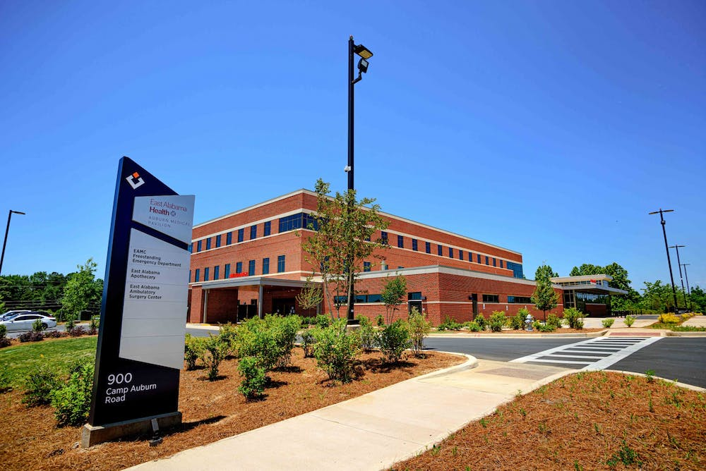 EAMC's freestanding emergency department to begin operation Wednesday