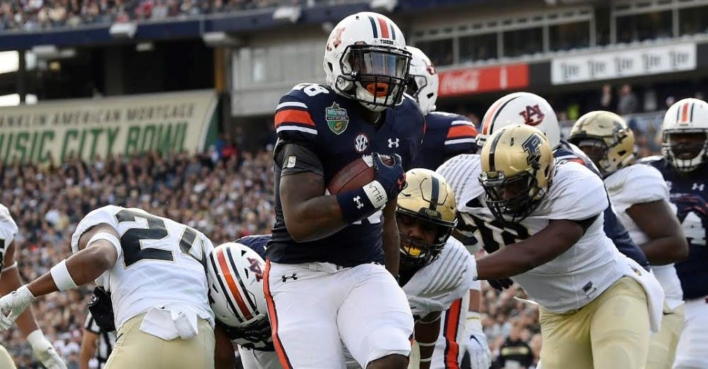 Wesley's Tale of the Tape: Gus Malzahn makes near-perfect return to play-calling