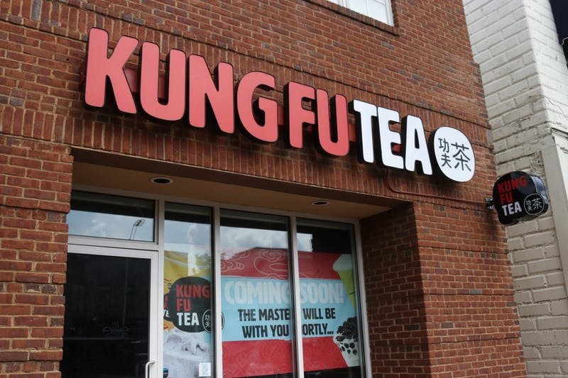 Kung Fu Tea will be located at 116 N. College St. in Auburn and is expected to fully open by the end of October.