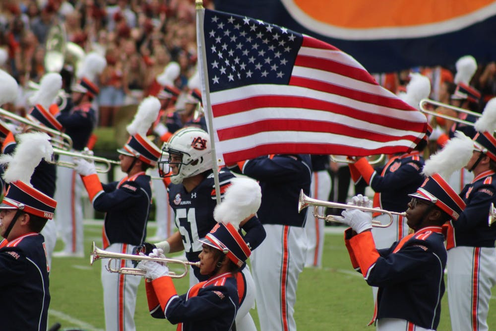 Auburn defense swarms Alabama State in shutout win