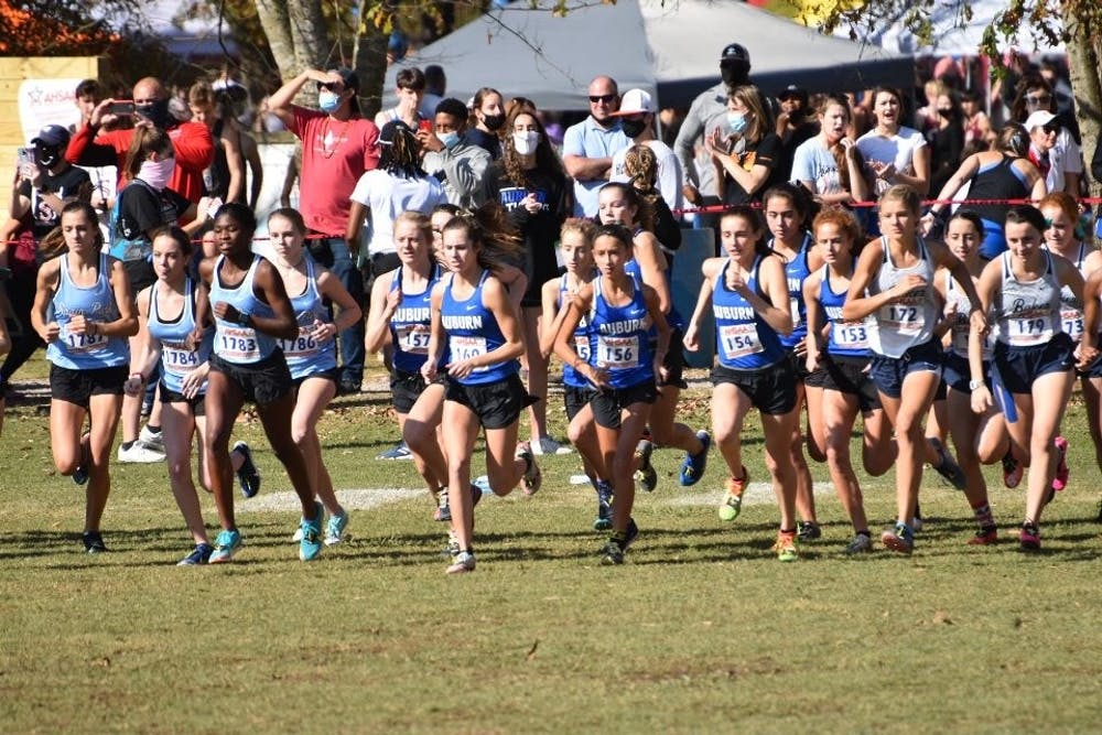 AHS girls overcome odds for cross country state championship