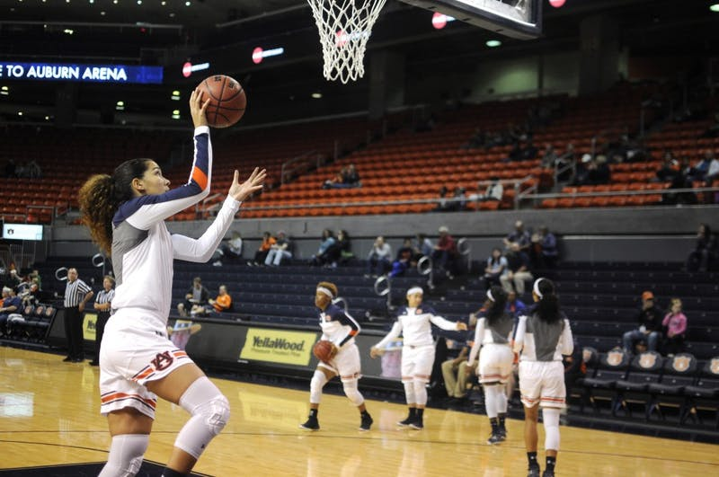 GALLERY: Auburn Women's Basketball vs. Louisiana-Monroe | 11.29.17