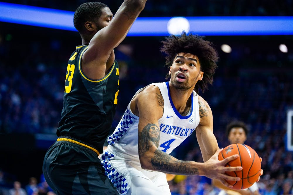 Behind Enemy Bylines: Previewing Auburn-Kentucky with the Kentucky Kernel
