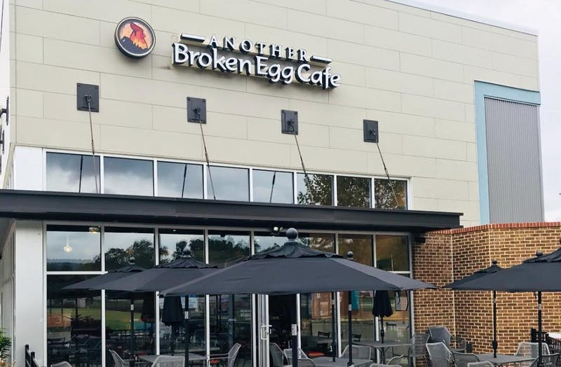 Another Broken Egg Café's Huntsville location. A location is coming to Auburn.