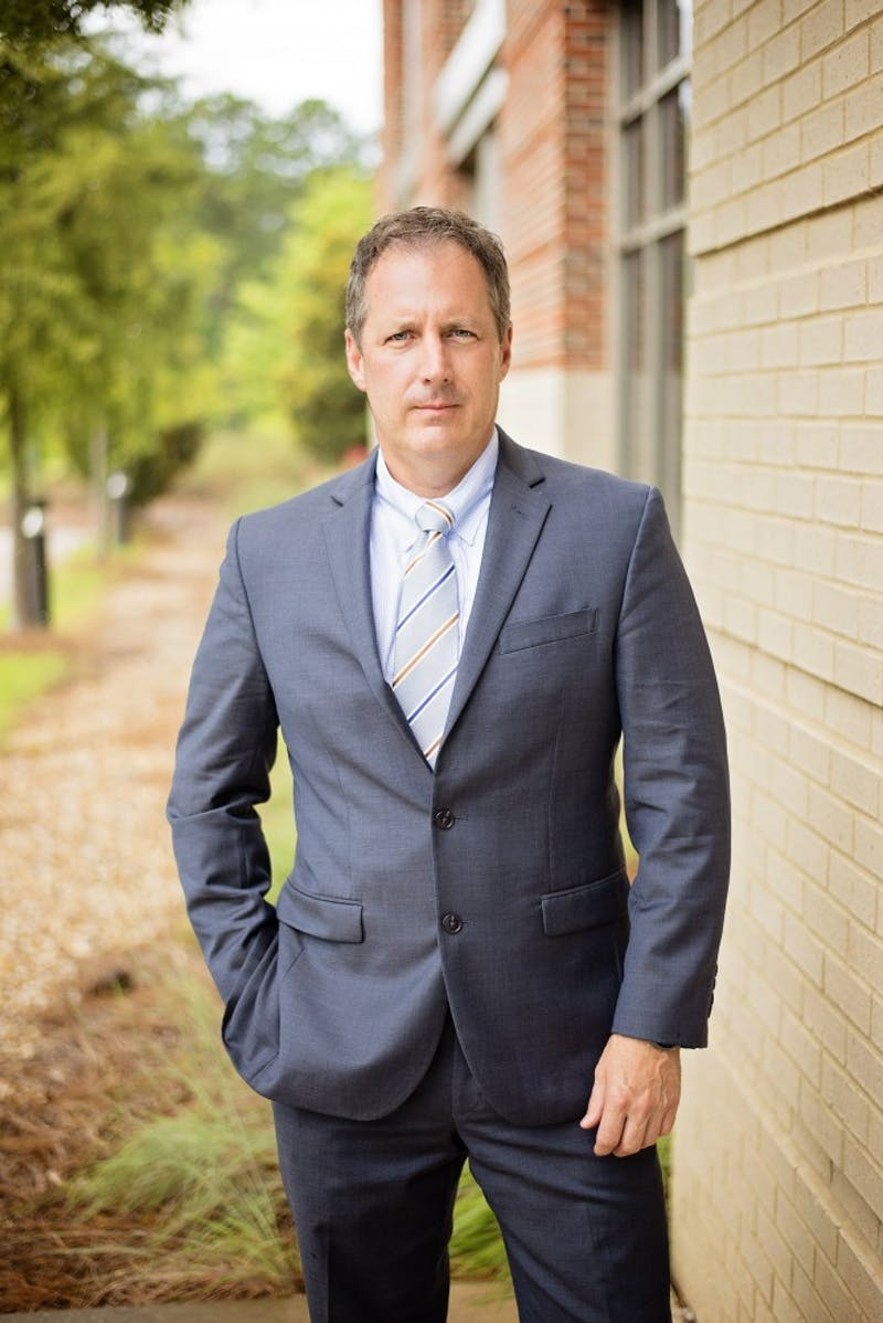 Jon Thompson will represent the University at city council meetings, county commission meetings and other professional meetings.