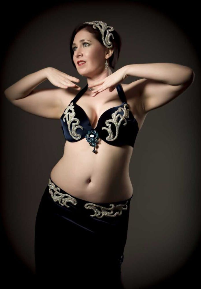 Branch out with a belly dancing class
