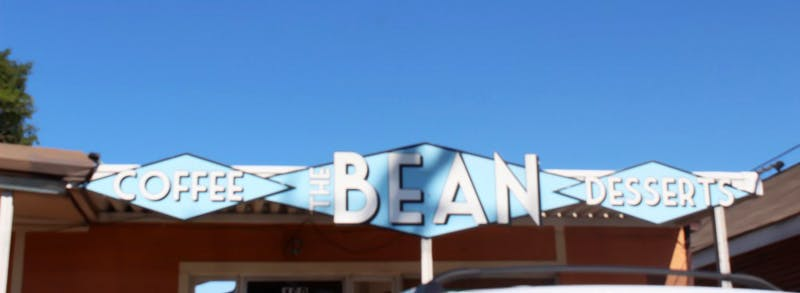 The Bean is moving from its S. Gay Street location.
