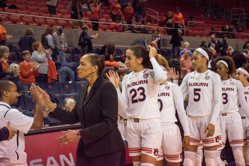 GALLERY: Auburn Women's Basketball vs. North Carolina A&T | 11.16.2017