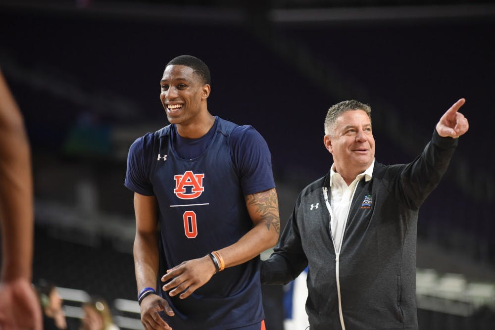 Everything Bruce Pearl said on eve of Final Four