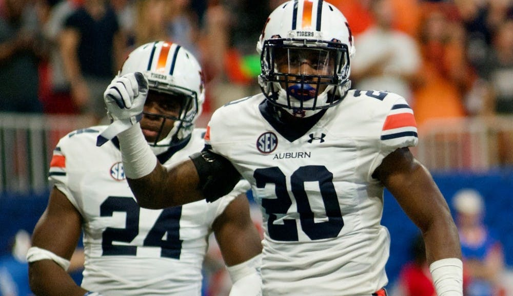 Veteran Auburn secondary ready to challenge Oregon passing game