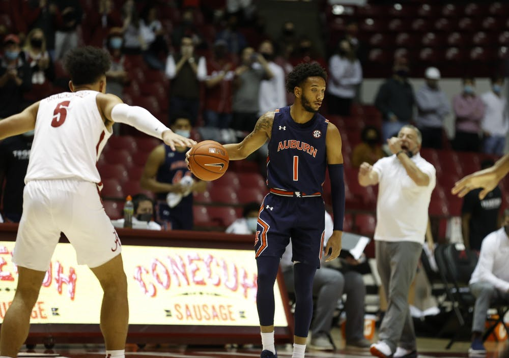 Auburn to conclude season against Mississippi State