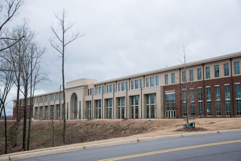 Auburn High School on Sunday, Feb. 4, 2018, in Auburn, Ala.