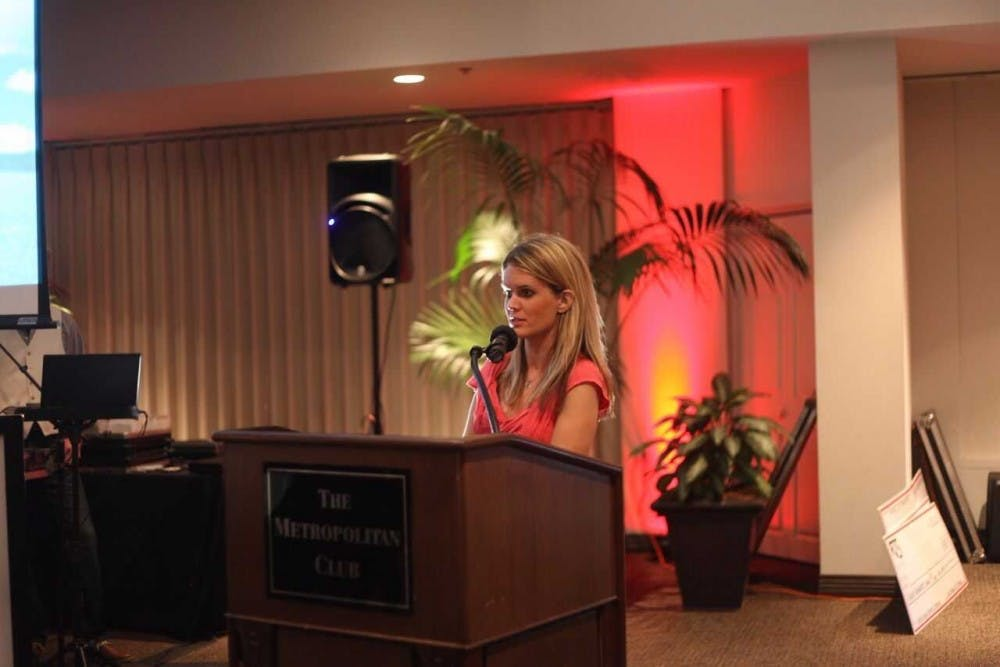 Auburn graduate speaks against distracted driving after own experiences