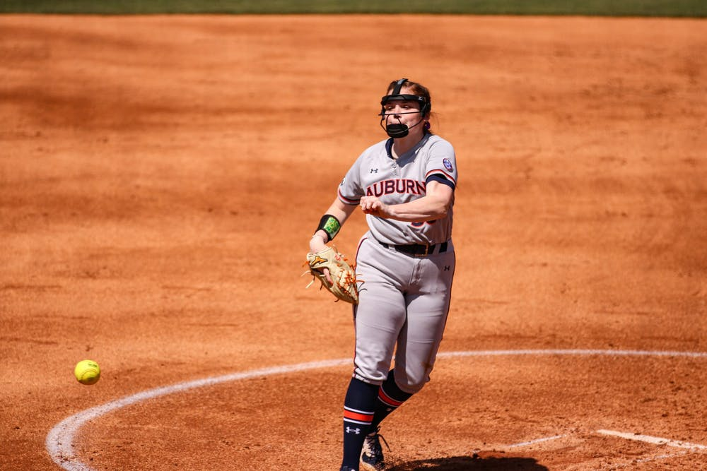 Auburn wins first SEC series with 3-1 win over Texas A&M