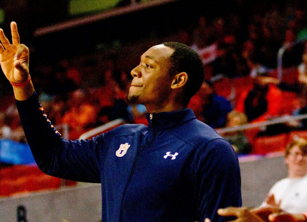 Auburn center Austin Wiley back at practice, 'chance' he plays vs. No. 25 Washington