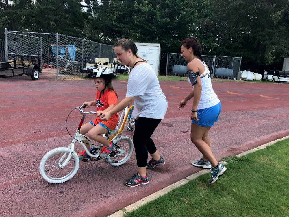 Peddling toward nutrition: Auburn kinesiology helps children with disabilities