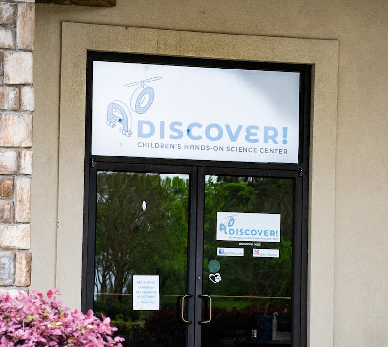 AO Discover! is located at 1199 South Donahue Dr.