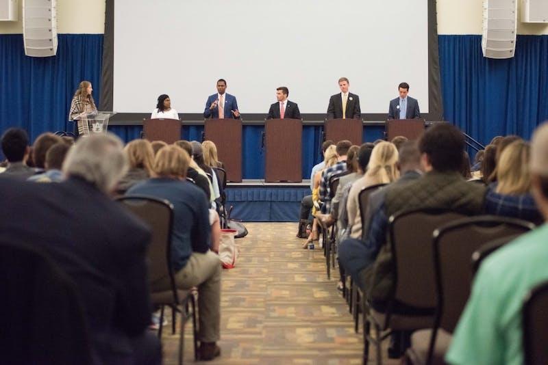 GALLERY: SGA Debate | 2.5.18