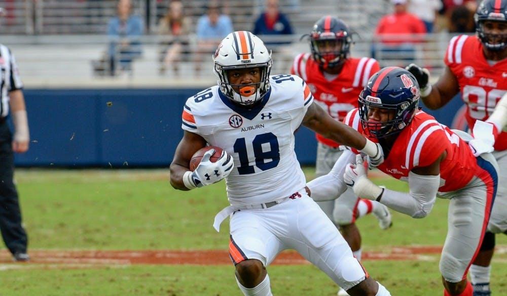 Seth Williams: Auburn wants to be 'Wide Receiver U'