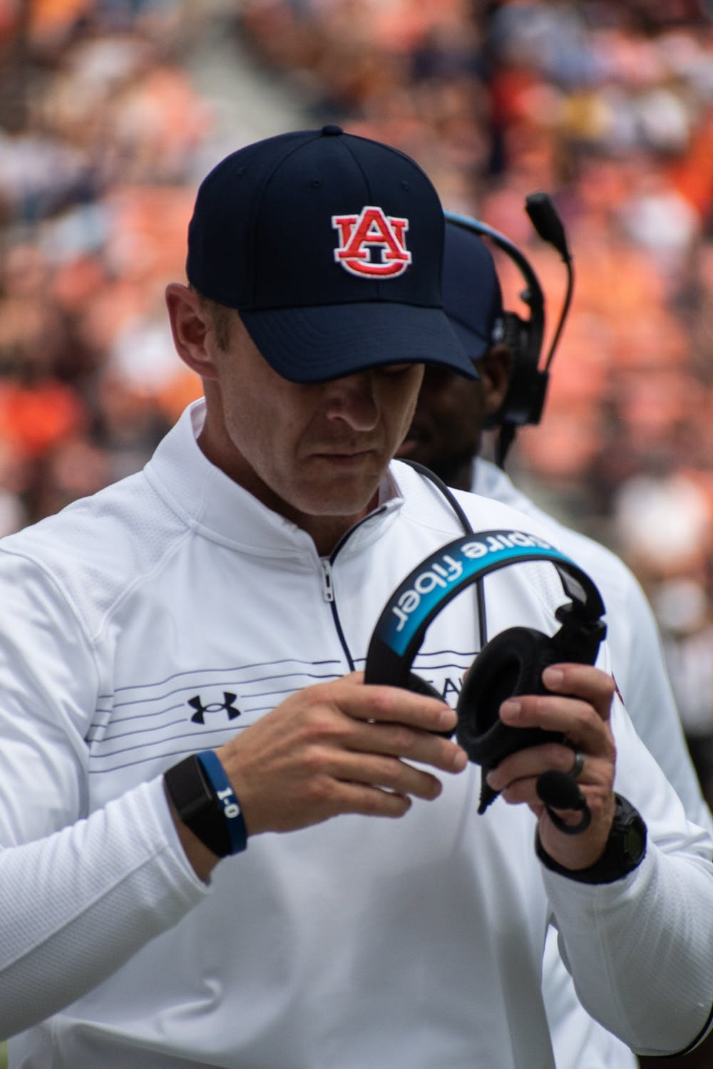 Bryan Harsin reviews Auburn's offense after first loss of the season