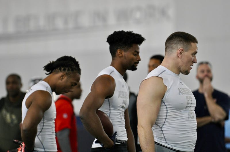 GALLERY: Pro Day 2019 | 3.8.19