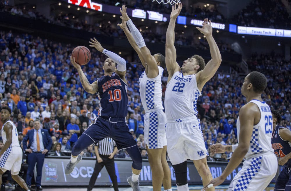 Looking back at Auburn's recent history against Kentucky
