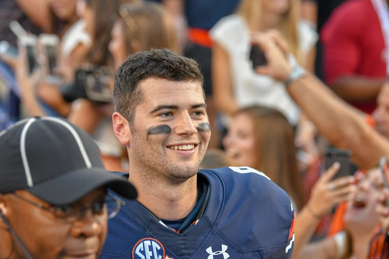 GALLERY: Auburn Football vs. Alabama State | 9.8.18