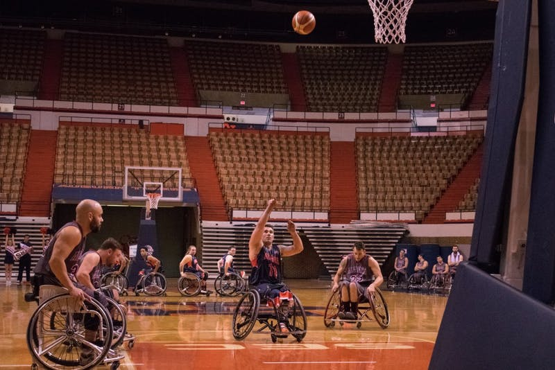 GALLERY: Auburn Wheelchair Basketball vs. Alabama | 01.27.18