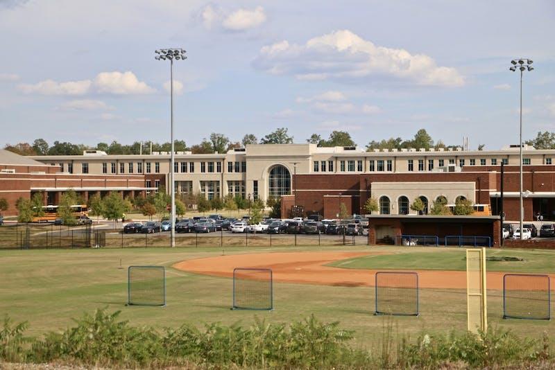 Auburn High School located off of East Samford Ave. on Sept. 25, 2019, in Auburn, Ala.