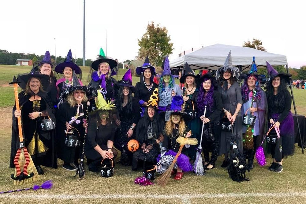 Lee County Witches Ride raises money for cancer research, patient support
