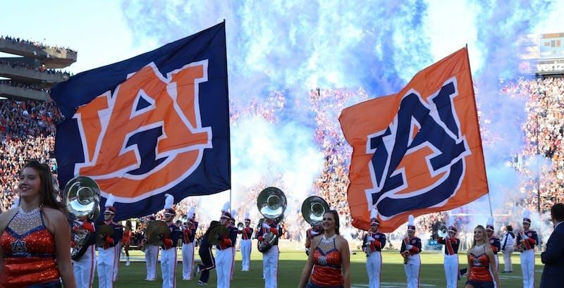 Iron Bowl receives usual TV, broadcast slot - The Auburn ...