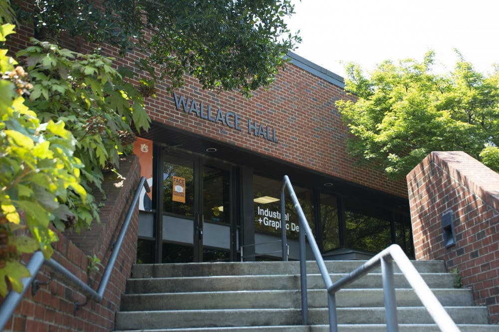 Trustees approve plaque to contextualize name of Wallace Hall