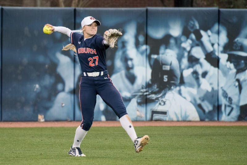 GALLERY: Auburn Softball vs. Western Carolina | 3.2.2018
