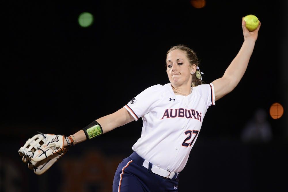 Auburn's win streak snapped by Alabama