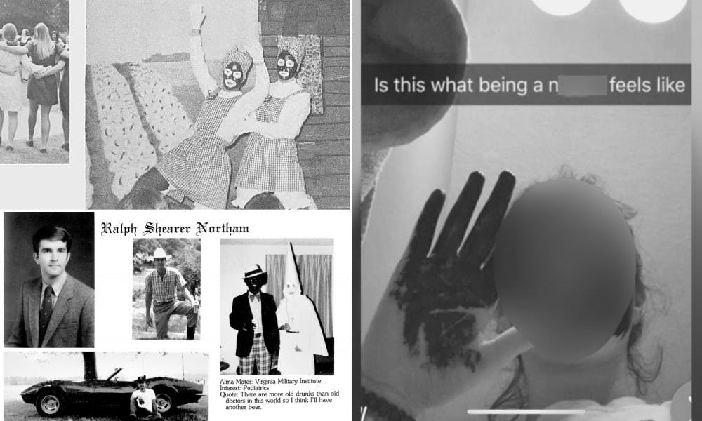 EDITORIAL   Blackface: It was racist then, and it's racist now