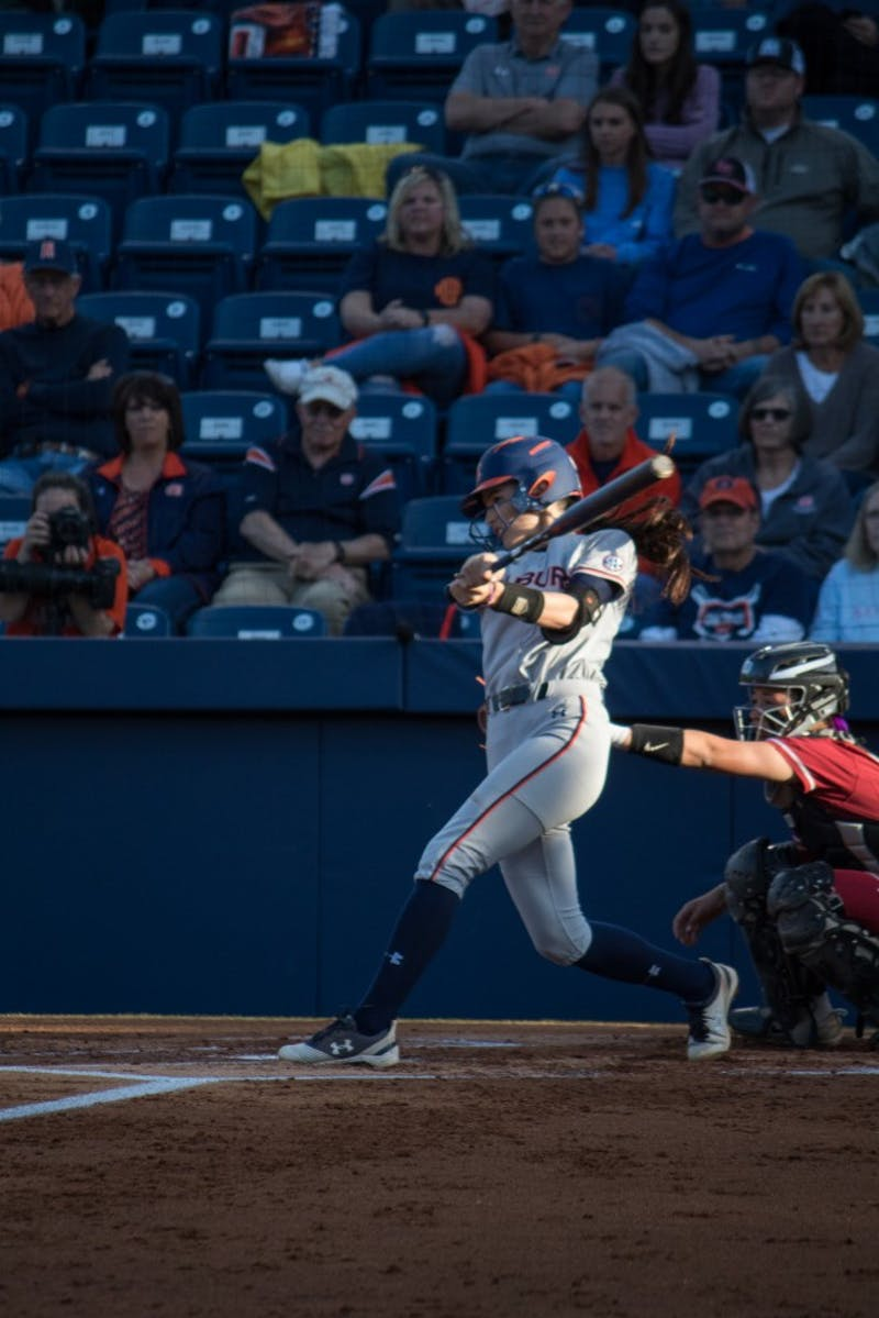 GALLERY: Auburn Softball vs. Arkansas | 4.20.18