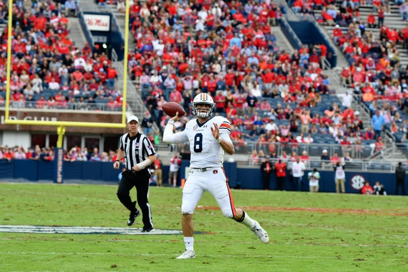GALLERY: Auburn Football vs. Ole Miss | 10.20.18