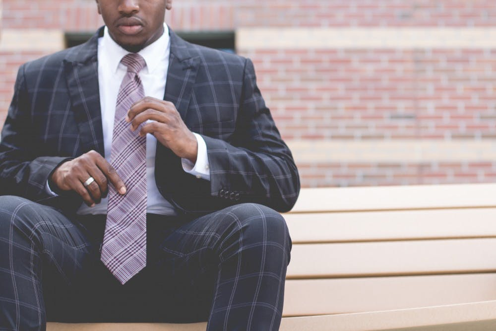How to dress for the first interview