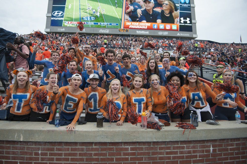 Auburn announces reduced fan capacity at Jordan-Hare; tailgating not allowed on campus