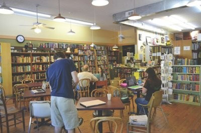 The Gnus Room was an independent bookstore in Auburn. It has since closed.