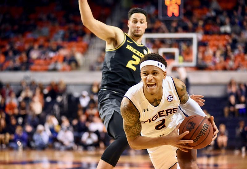 GALLERY: Auburn Men's Basketball vs. Missouri | 1.30.19