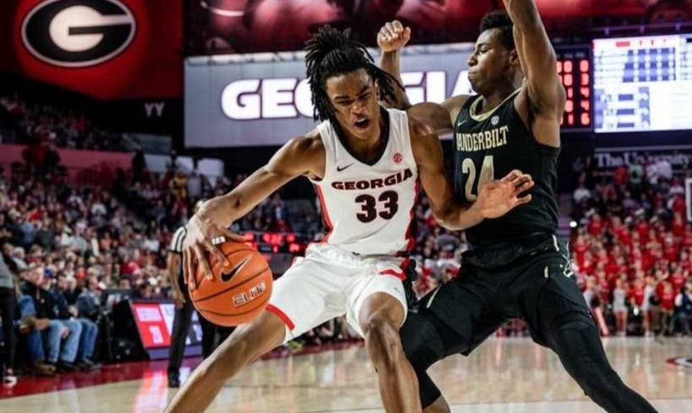 Behind Enemy Bylines: Previewing Auburn basketball vs. UGA with The Red and Black