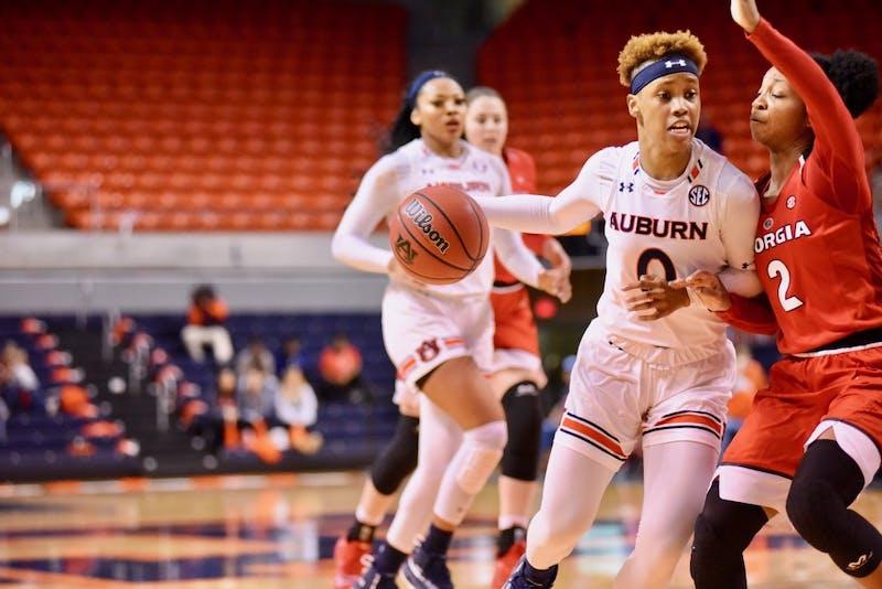 GALLERY: Auburn Women's Basketball vs. Georgia | 2.3.19