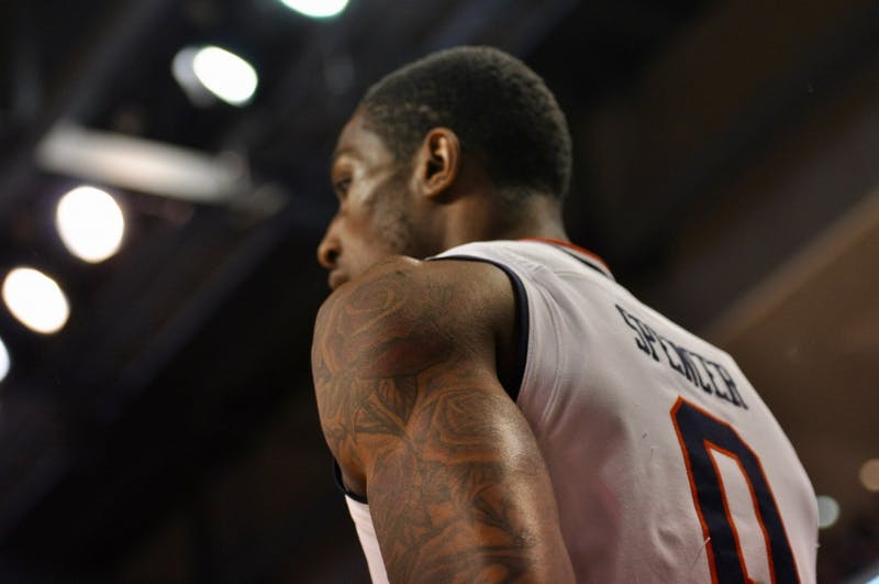 GALLERY: Auburn Men's Basketball vs. Washington | 11.9.18
