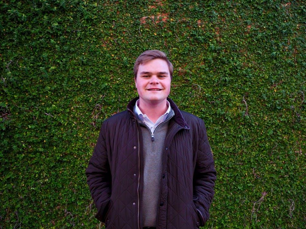 SGA presidential candidate Daniel Calhoun promotes inclusivity within the Auburn Family
